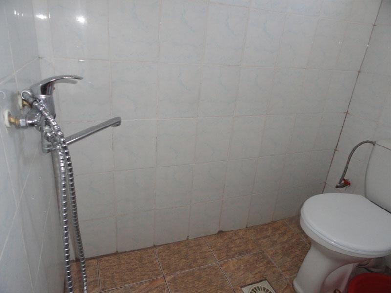 Ванная в 4-х местном номере со всеми удобствами